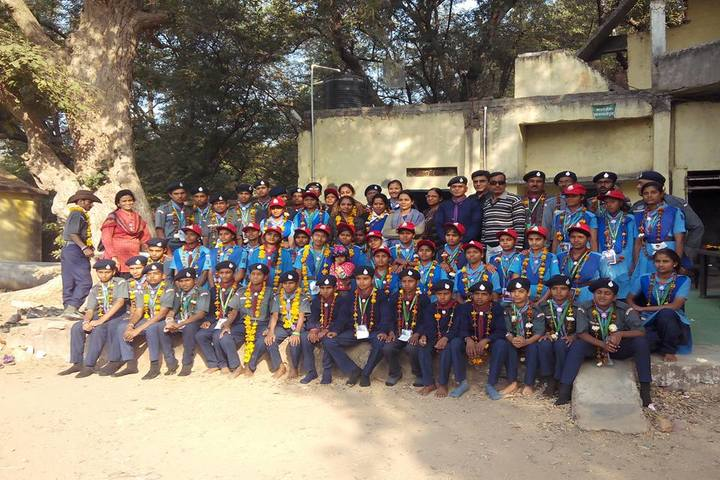 Swami Vivekanand Government Model School-Scouts And Guide