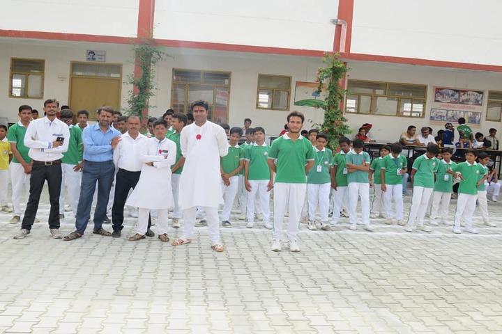 Swami Vivekanand Government Model School-Childrens Day
