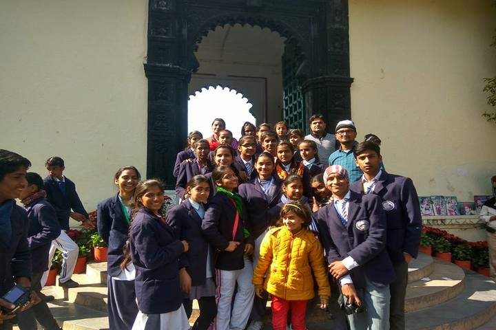 Swami Vivekanand Government Model School-Educational Tour