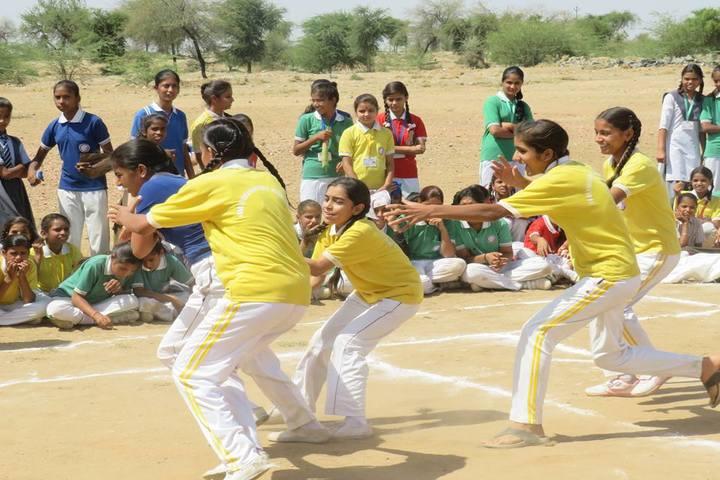 Swami Vivekanand Government Model School-Kabaddi