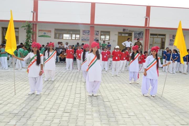 Swami Vivekanand Government Model School-Republic Day