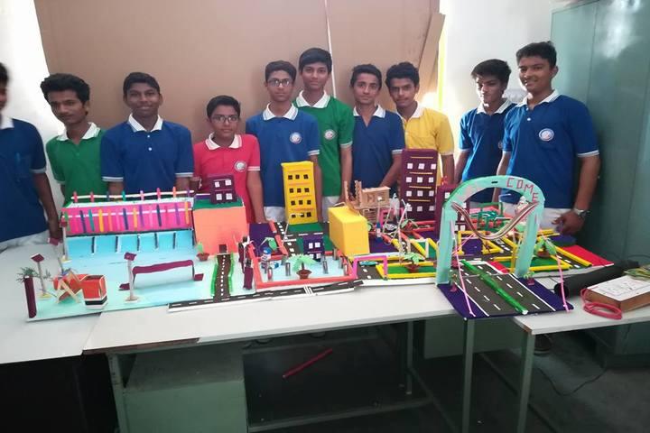 Swami Vivekanand Government Model School-School Exhibition