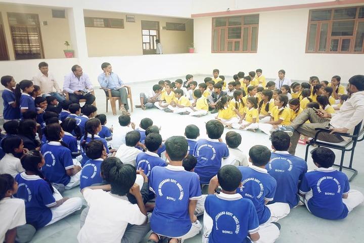 Swami Vivekanand Government Model School-Quiz
