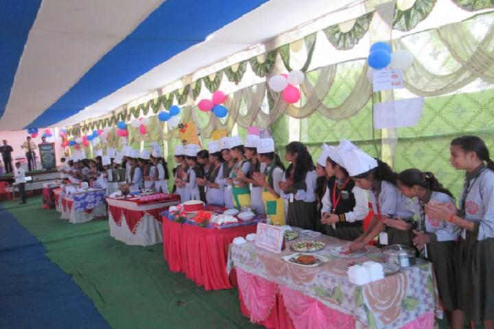 Manas Vidyalaya- Eat Well Festival