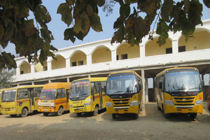 Manas Vidyalaya- School Campus