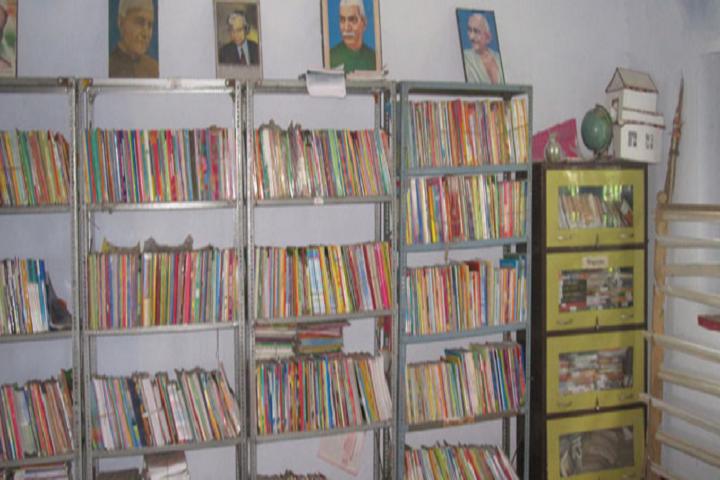 Manas Vidyalaya- School Library