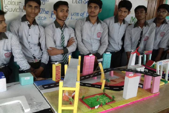 Manas Vidyalaya- Science Exbhition