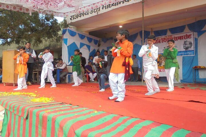 Swami Vivekanand Government Model School-Culturals