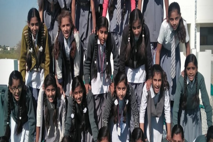 Swami Vivekanand Govt Model School-group photo