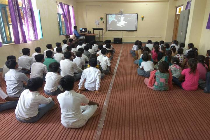 Swami Vivekanand Govt Model School-Audio Visual Room