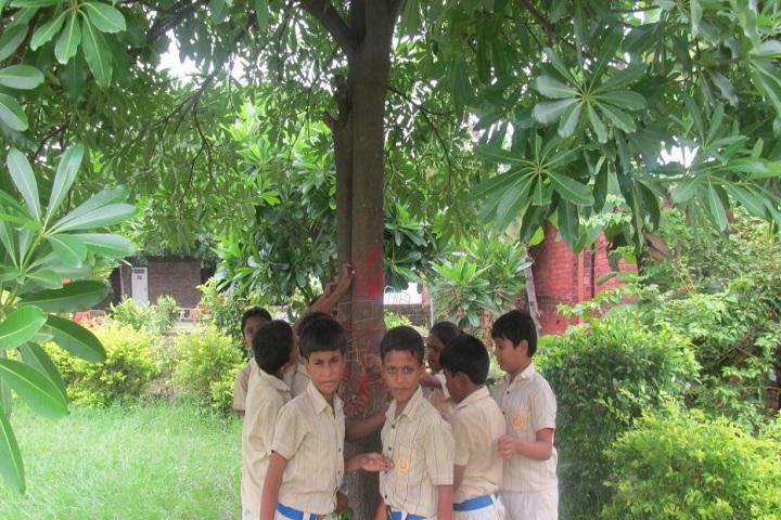 Manava Bharati Heritage School- Earth Day Celebrations