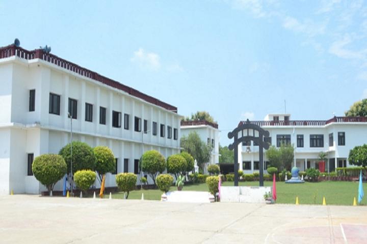 Manava Bharati Heritage School- School Building