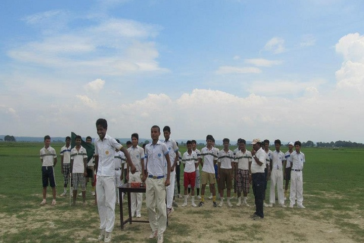 Manava Bharati Heritage School- Sports Day Celerations