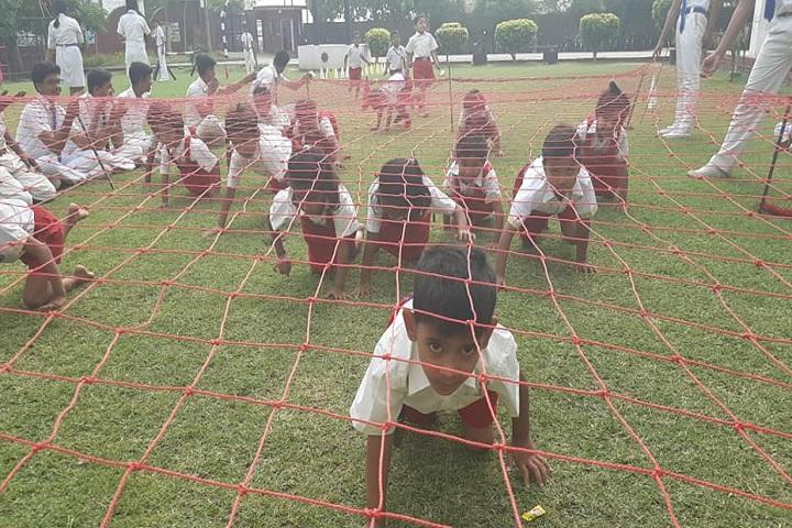 Manava Bharati Heritage School-Fun Race