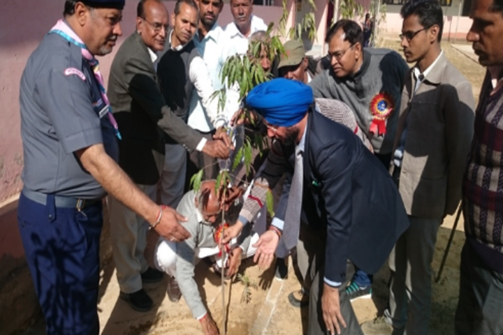 Swami Vivekanand Government Model School-Plantation