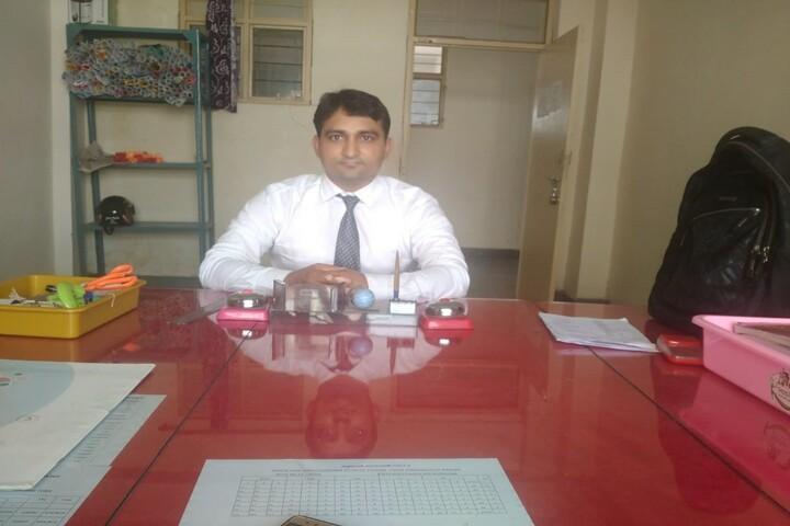 Swami Vivekanand Govnvernment Model School-Principal room