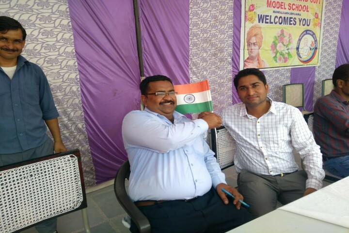 Swami Vivekanand Government Model School-Independence Day