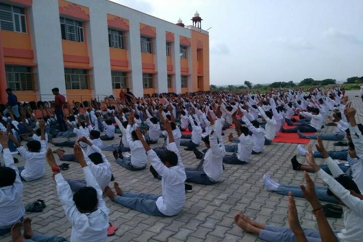 Swami Vivekanand Government Model School-Yoga