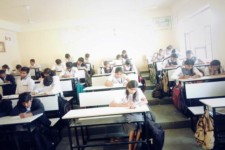 Swami Vivekananda Government Model School-Classroom