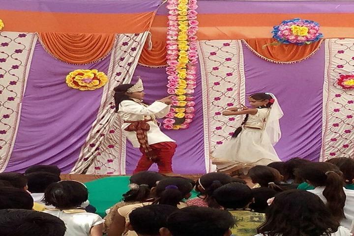 Swami Vivekananda Government Model School-Dance