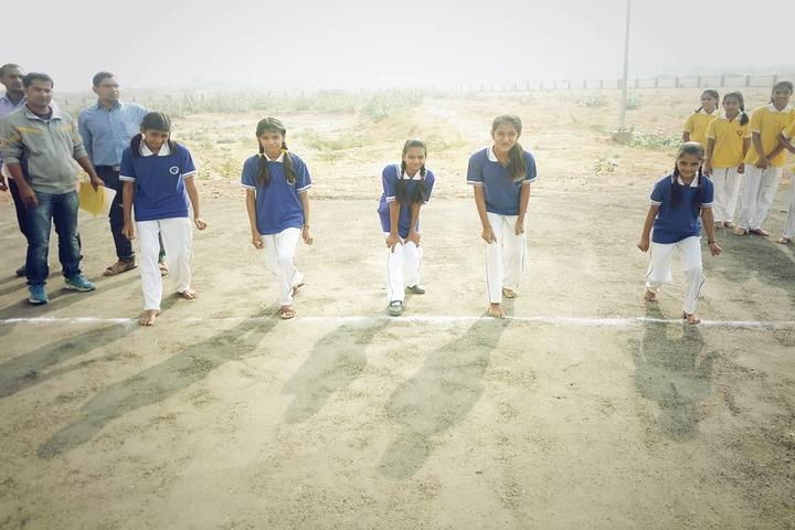 Swami Vivekananda Government Model School-Sports