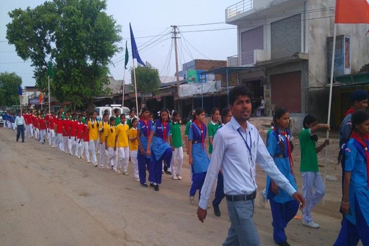 Swami Vivekanand Govt Model School-Sports Day