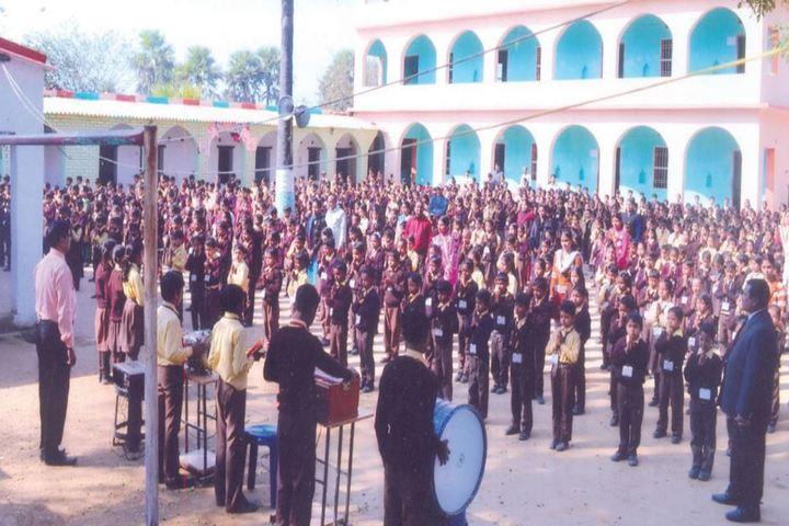 Mangri Devi Jarurat Public School-Assembly Ground