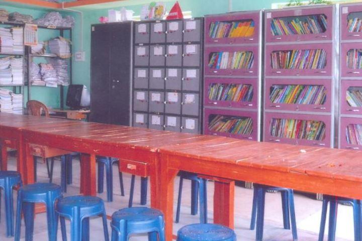 Mangri Devi Jarurat Public School-Library