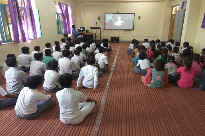 Swami Vivekanand Government Model School-Smartclass
