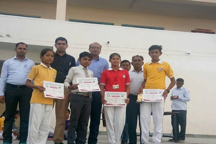Swami Vivekanand Government Model School-Awards