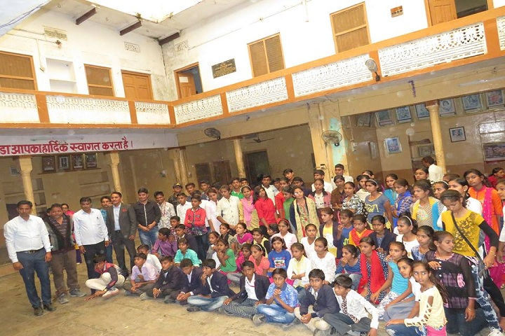 Swami Vivekanand Government Model School-Group Photo