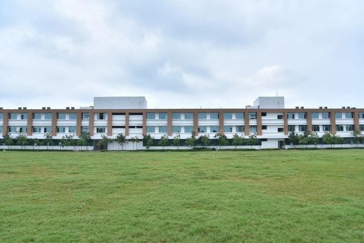 Bharatiya Vidya Bhavans Residential Public School-Campus View