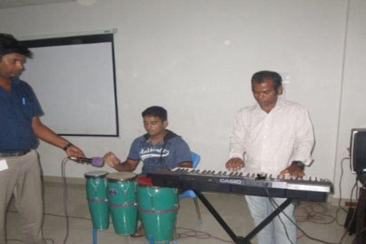 Bharatiya Vidya Bhavans Residential Public School-Music