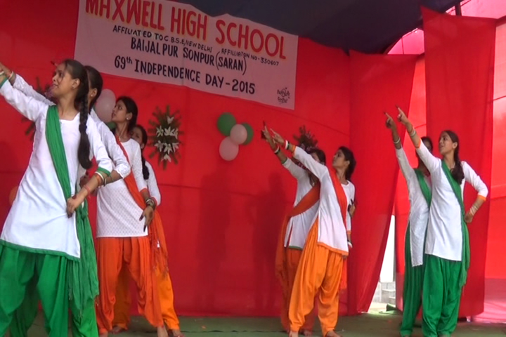 Maxwell High School- Independence Day Celebrations