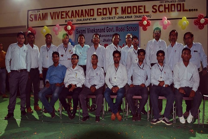 Swami Vivekanand Government Model School-Staff