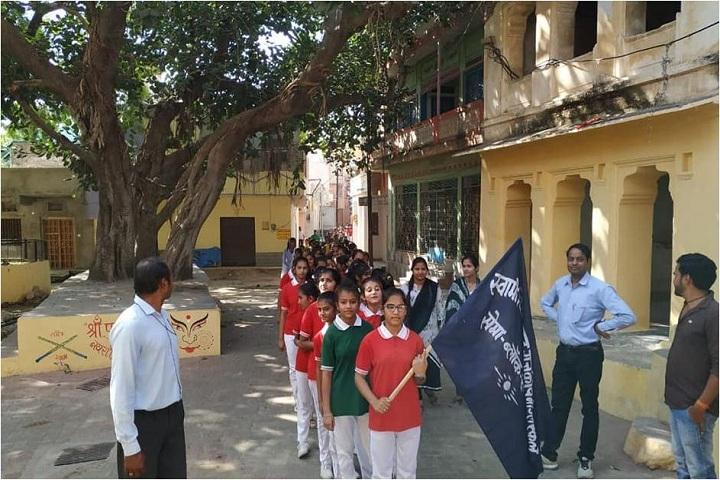 Swami Vivekanand Government Model School-Houses