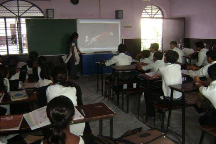 May Flower School- Digital Class Room