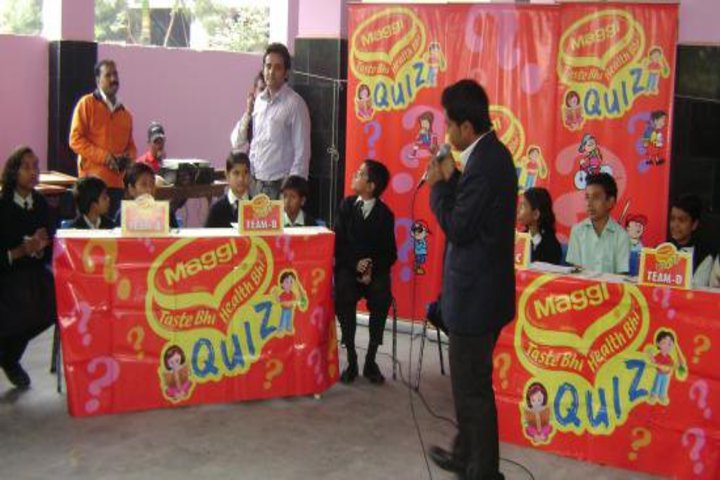 May Flower School- Quiz Competition