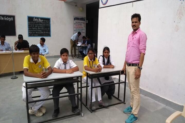 Swami Vivekanand Government Model School-Debate