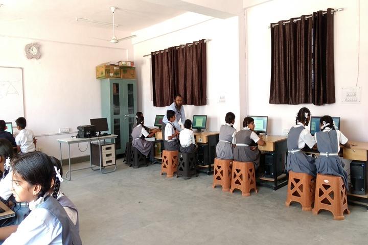 Swami Vivekanand Government Model School-Computer Lab