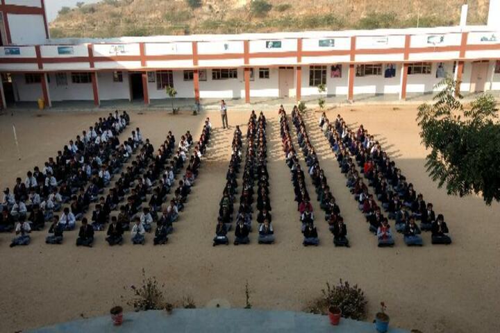 Swami Vivekanand Government Model School-Prayer