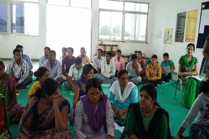 Swami Vivekanand Government Model School-Training-Section