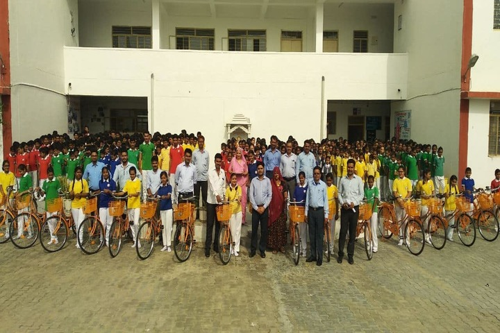 Swami Vivekanand Government Model School-Cycling
