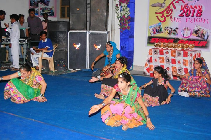Swami Vivekanand Government Model School-Dance1