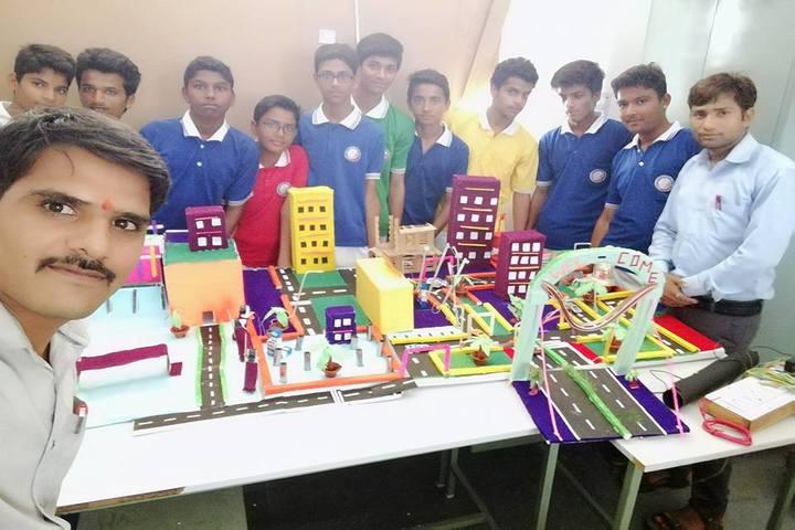 Swami Vivekanand Government Model School- Science Exhibition