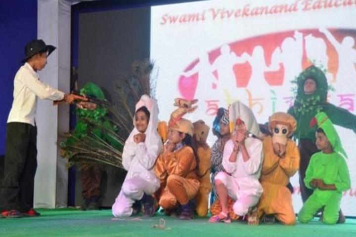 Swami Vivekanand Public School-Drama