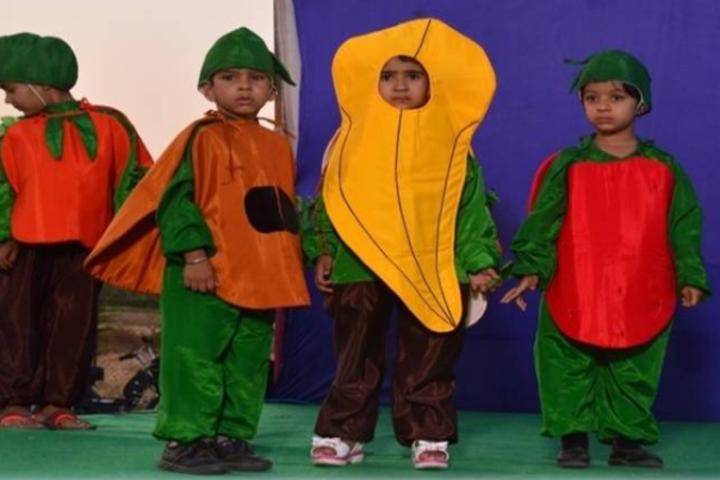 Swami Vivekanand Public School-Fancy dress