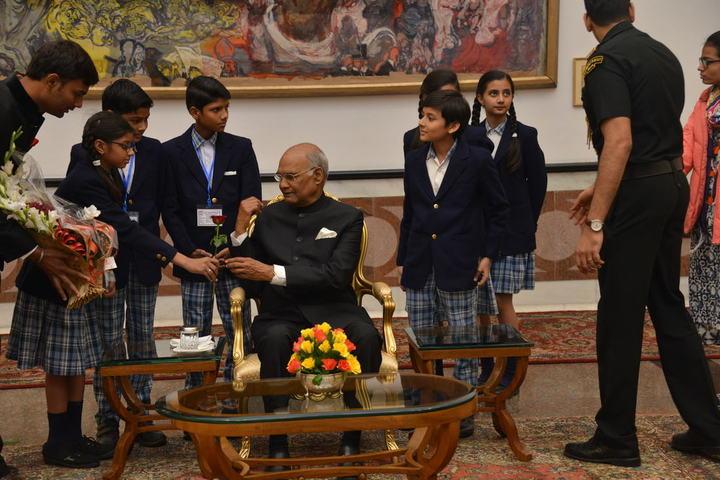 Swami Vivekanand Public School-Guest