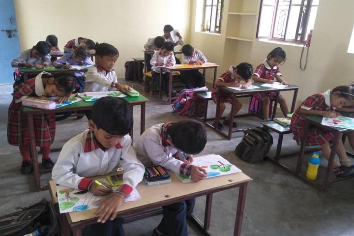 Tagore Public Senior Secondary School-Classroom