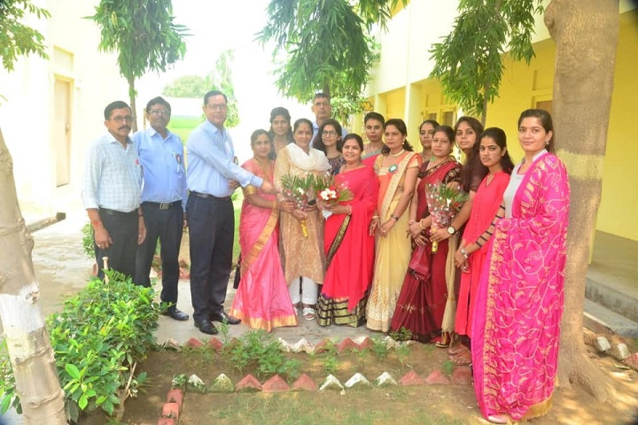 Tagore Public Senior Secondary School-Freshers Party